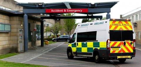 Increasing attacks on hospital staff
