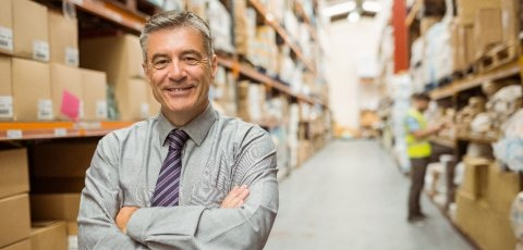 Warehouse security review