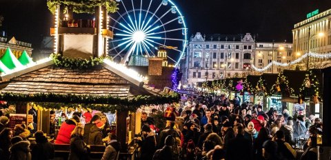 Security at Christmas Markets