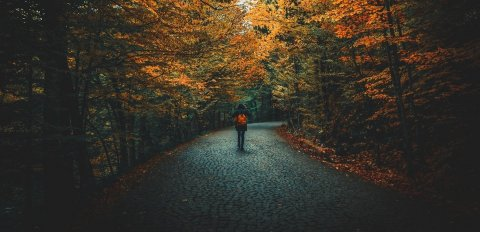 How to stay safe if you're walking alone at night